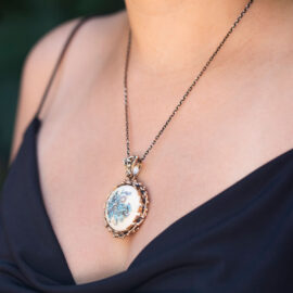 Alemonia Jewelry Murano Glass Necklaces