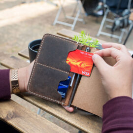 Lone Deer Leather Field Notes Covers